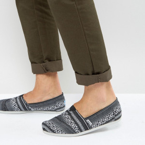 Fashion Shop - TOMS Classic Alpargata Espadrilles In Navy - Navy