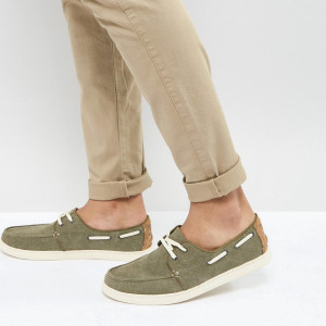Fashion Shop - TOMS Culver Boat Shoes In Brown - Brown