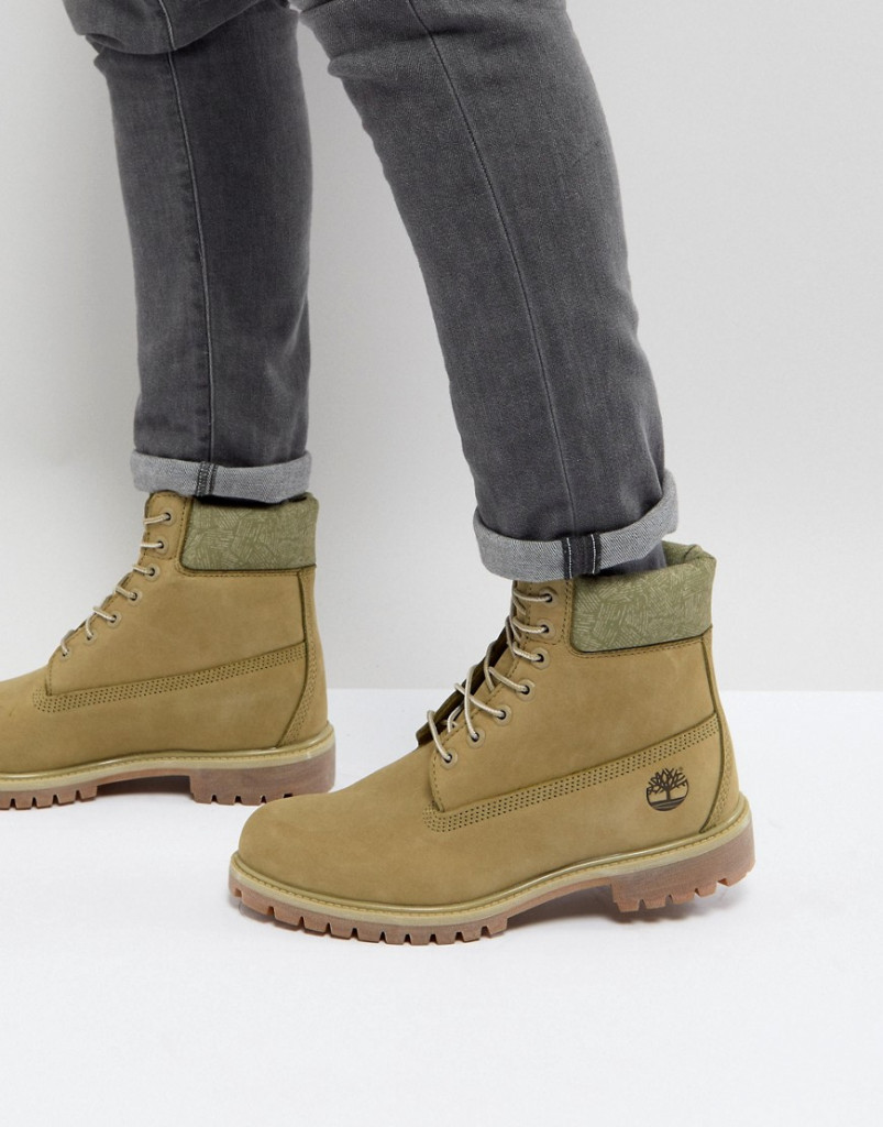 Fashion Shop - Timberland Iconic 6 Inch Premium Boots - Green