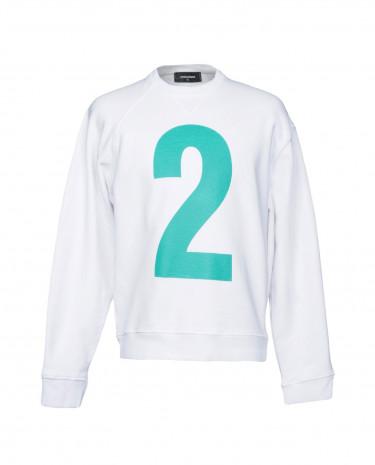 Fashion Shop - DSQUARED2 Sweatshirts - Item 12115573