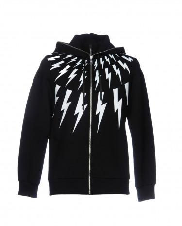 Fashion Shop - NEIL BARRETT Sweatshirts - Item 12126990
