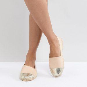Fashion Shop - ASOS DESIGN Wide Fit Jaslynn espadrilles - Beige