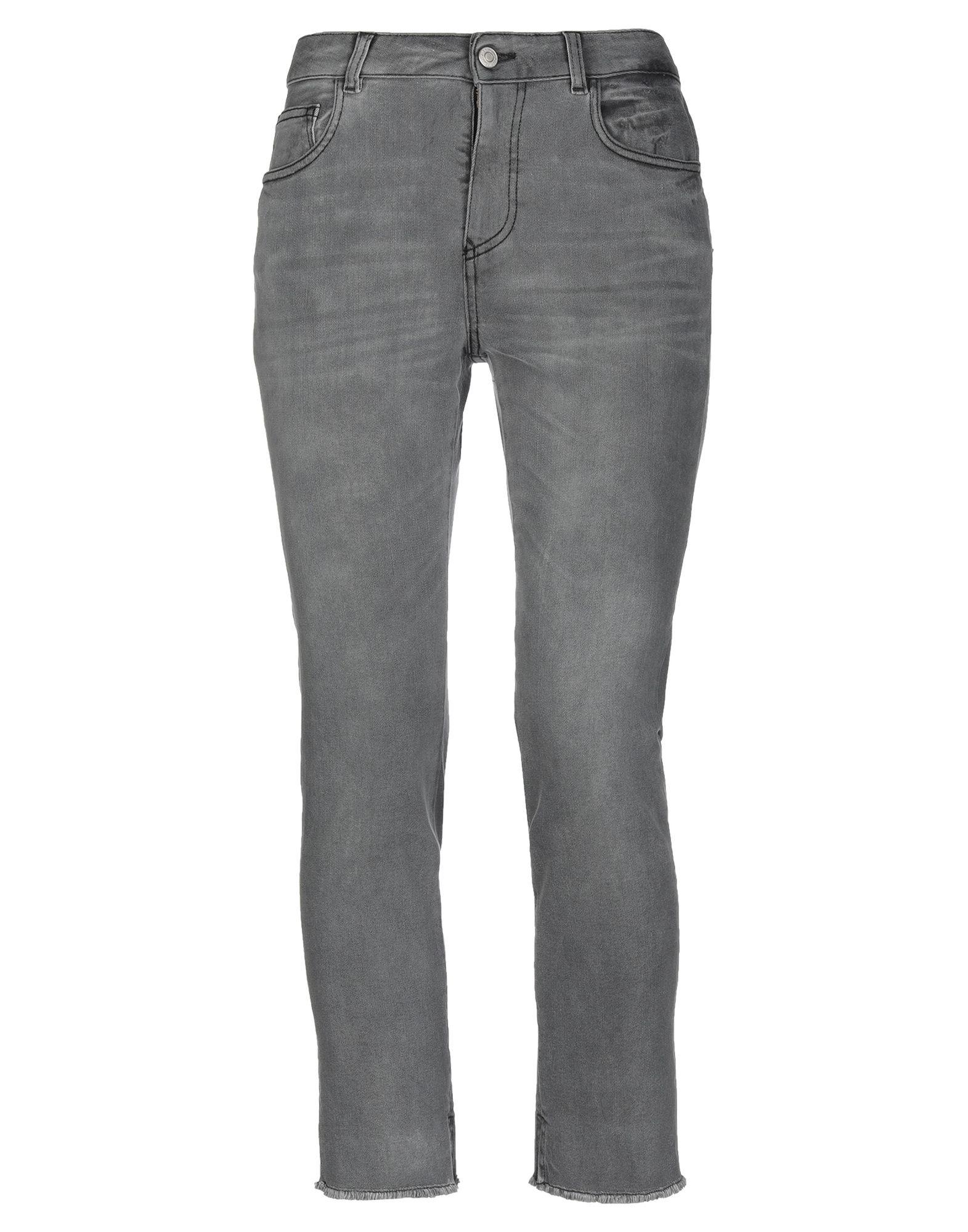Fashion Shop - MAURO GRIFONI Denim pants - Item 42717034