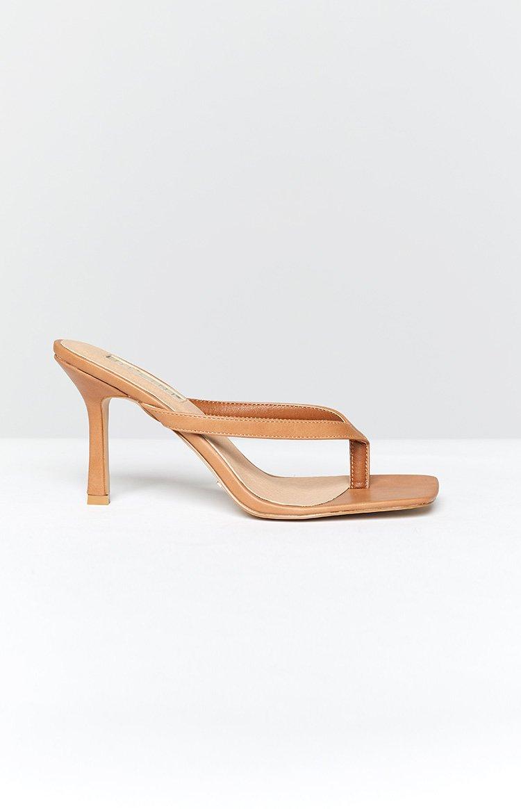 Fashion Shop - Billini Solana Heels Tan - 6