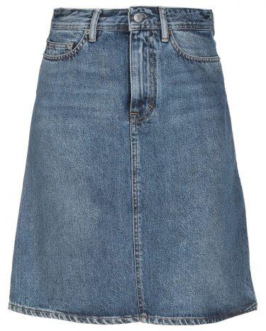 Fashion Shop - ACNE STUDIOS Denim skirts - Item 42720345