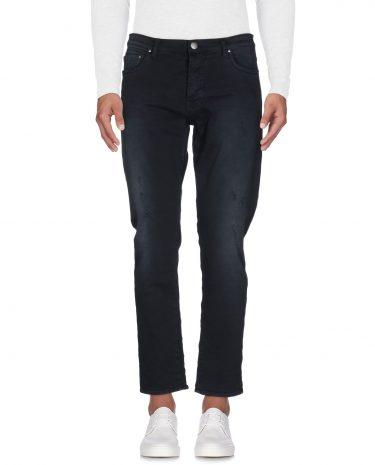 Fashion Shop - AGLINI Denim pants - Item 42594218