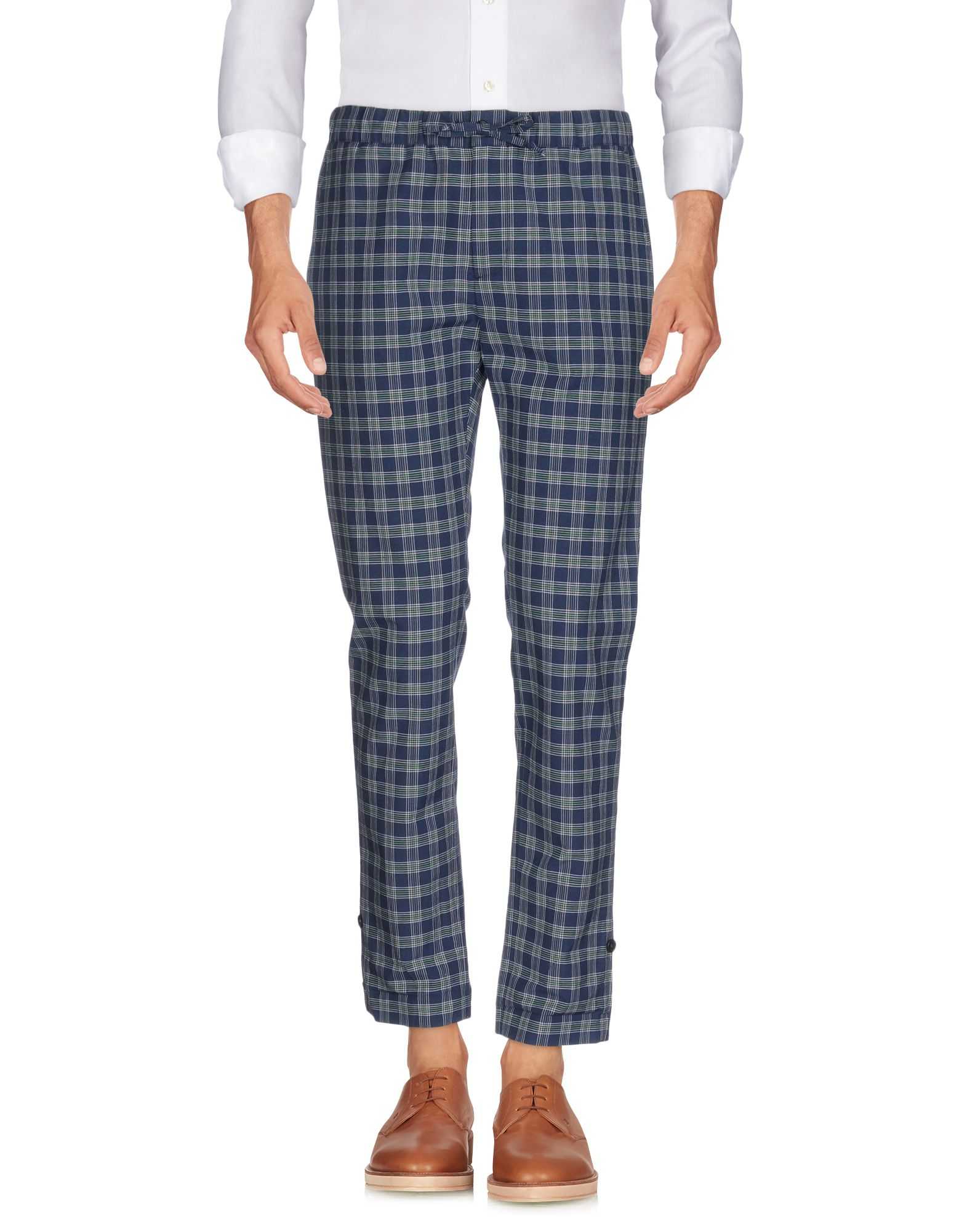Fashion Shop - GREY DANIELE ALESSANDRINI Casual pants - Item 13128200