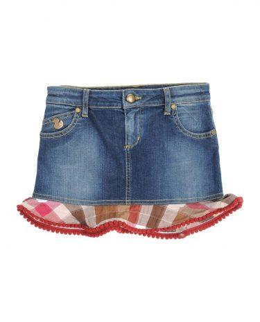 Fashion Shop - MINI DUCK Denim skirts - Item 42530375