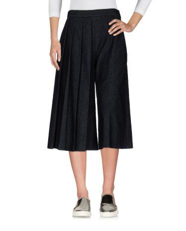 Fashion Shop - MSGM Denim capris - Item 42567721