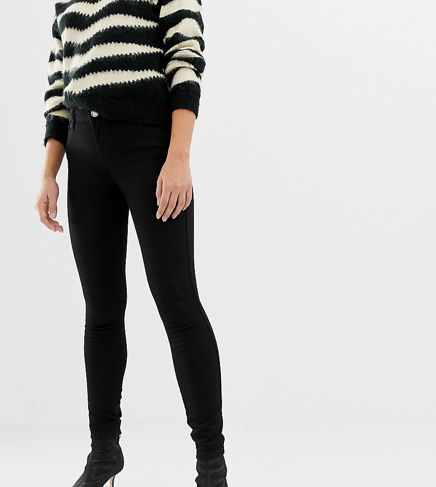 Fashion Shop - Miss Selfridge Skinny Jeans-Black