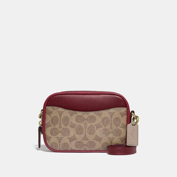 Fashion Shop - Coach Camera Bag 16 In Colorblock Signature Canvas